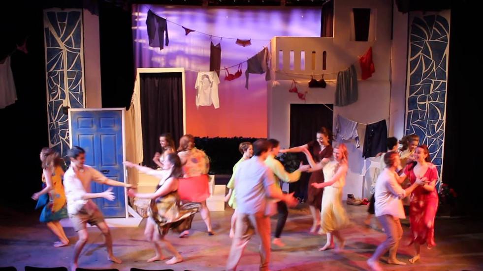 Lysistrata (Play) Mulqueens