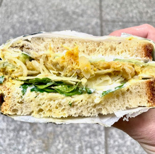 Shosh: Israeli street food reinvented in sandwiches by the chefs of Shabour restaurant