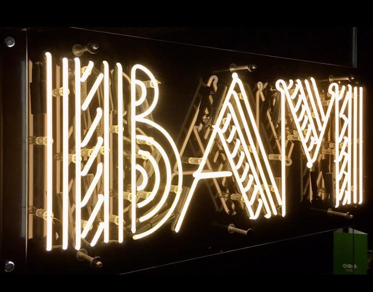 Logo Bam karaoke