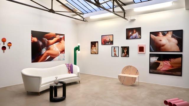La chapelle XIV Paris Galerie Exposition