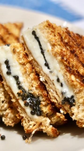 Le Comptoir du Caviar - Croc Caviar