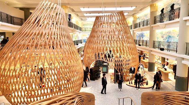 Réouverture Boutique Hermès sèvres paris
