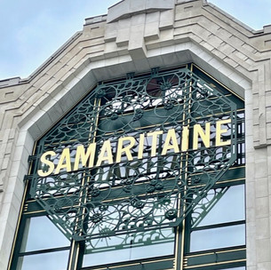 La Samaritaine: the Parisian department store will reopen on May 28