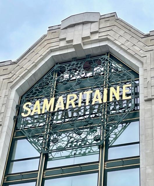 La Samaritaine Paris ouverture
