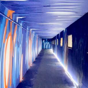 Expo L'essentiel : un ancien tri postal à Paris devient le repère de Street Artistes