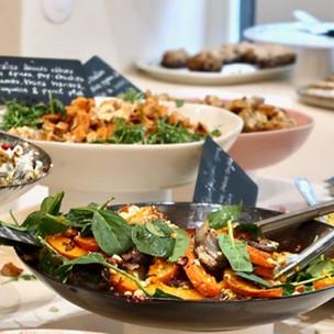 Restaurant Gomi : la cuisine méditerranéenne de Clémence Gommy