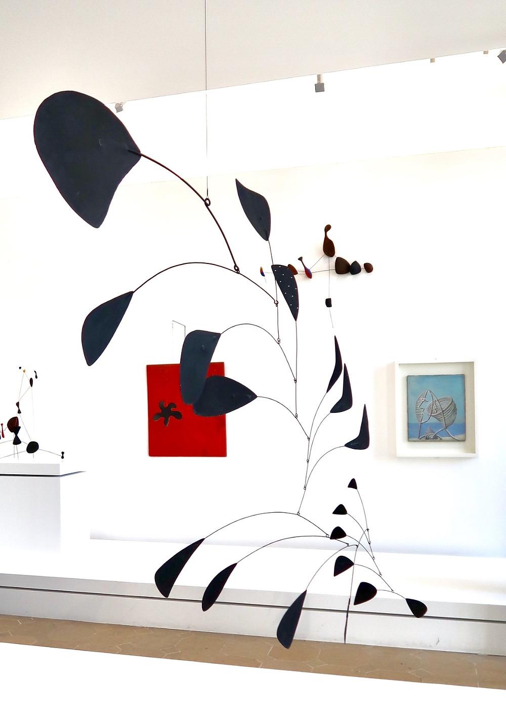 Exposition Calder et Picasso