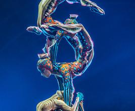 Le Cirque du Soleil comme si vous y étiez avec CirqueConnect