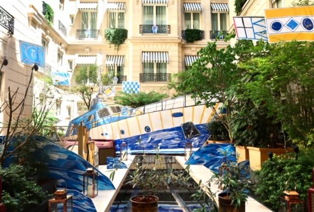 Yacht Club de l'Hotel de Crillon