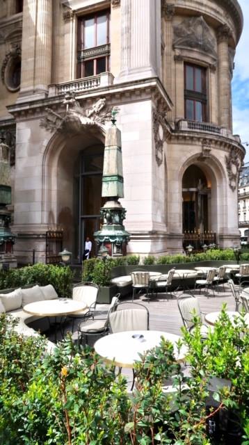 Coco Palais Garnier Restaurant
