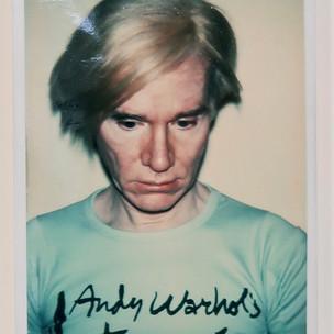 Andy Warhol - Instantanés : l'exposition à la Galerie Italienne jusqu'au 10 avril
