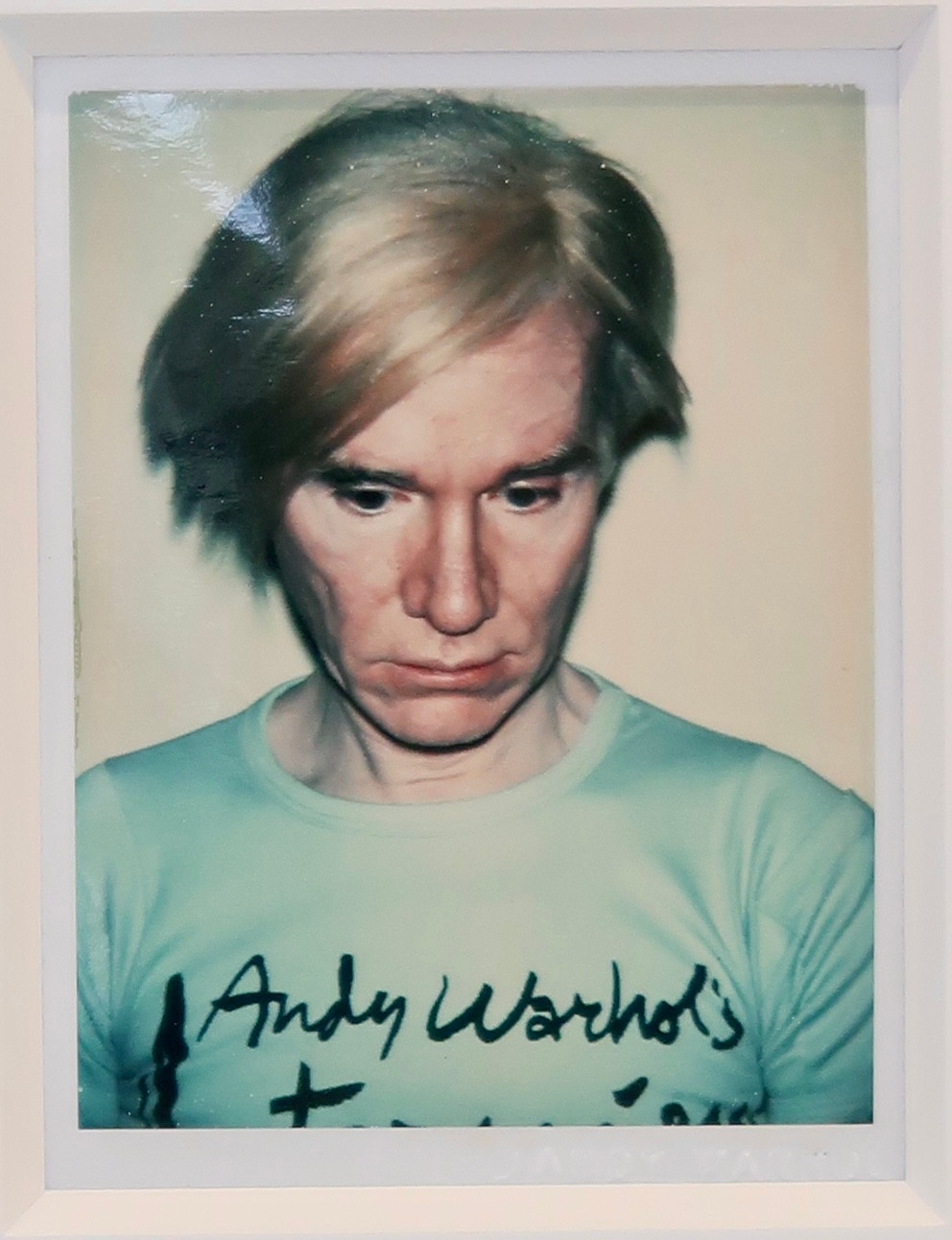Exposition Andy Warhol - Instantanés