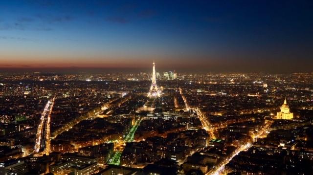vue panoramique Tour Montparnasse