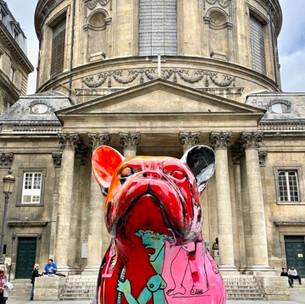 Totems à ciel ouvert : exposition de Julien Marinetti à Paris