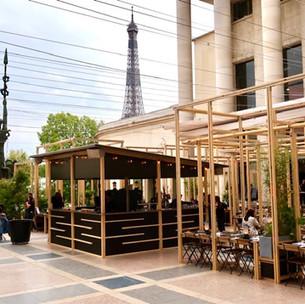EDO : la nouvelle terrasse street food de Mory Sacko au Palais de Tokyo