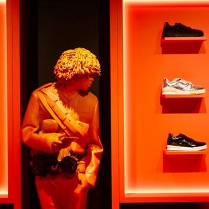 Fashion Week Paris 2021 : un nouveau pop-up store Louis Vuitton par Virgil Abloh ouvre à Paris
