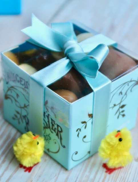Pâques 2021 Chocolats Maison Boissier