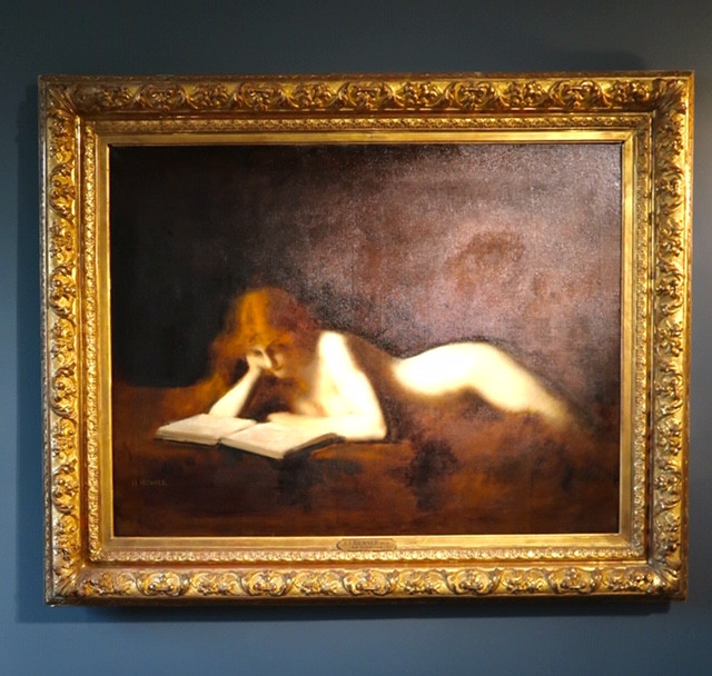 Exposition Roux au Musee Jean-Jacques Henner