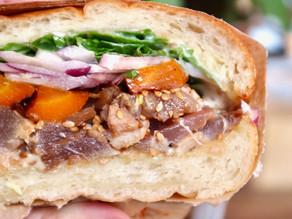 Père & Fish : les burgers de poissons frais ont leur restaurant - Paris 9