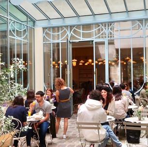 Les pâtisseries du salon de thé Bontemps Paris