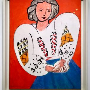 Matisse, comme un roman : l'exposition au Centre Pompidou jusqu'au 22 février 2021