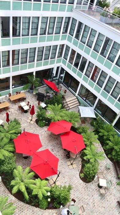 Hôtel le Grand Quartier Paris