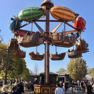 Les manèges et attractions du Jardin d'Acclimatation dans le Bois de Boulogne de retour le 22 juin