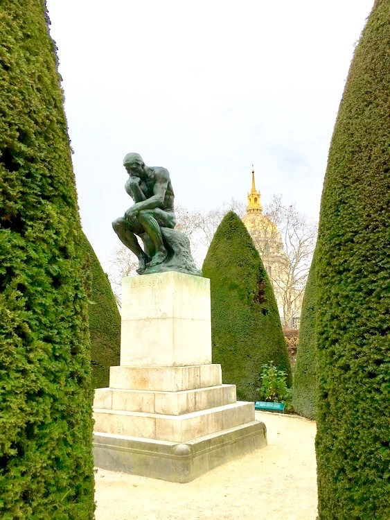 Musee Rodin Paris Concours Photo
