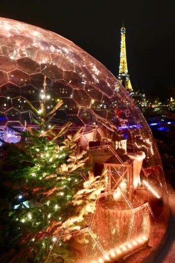 Hors-Piste Rooftop d'Altitude à Paris