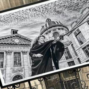 Parisiennes : exposition photo de Nikos Aliagas à l'Hôtel de Ville de Paris