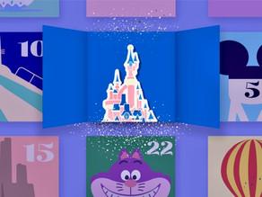 Disneyland Paris : le calendrier de l'Avent digital pour un noël 2020 magique