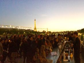 Monsieur Mouche - Le rooftop sur Seine