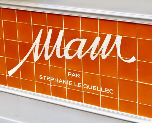 MAM Stephanie Le Quellec Paris 17