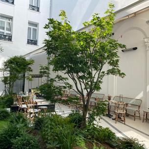 Le Patio du Vendome chez Maison Albar Hotels - Le Vendome Paris