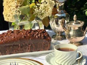 La recette du cake marbré de François Perret au Ritz