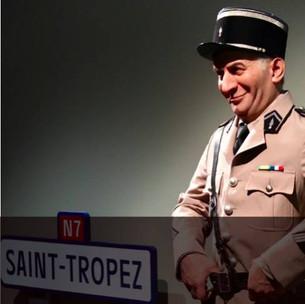 Cinémathèque française : exposition Louis de Funès