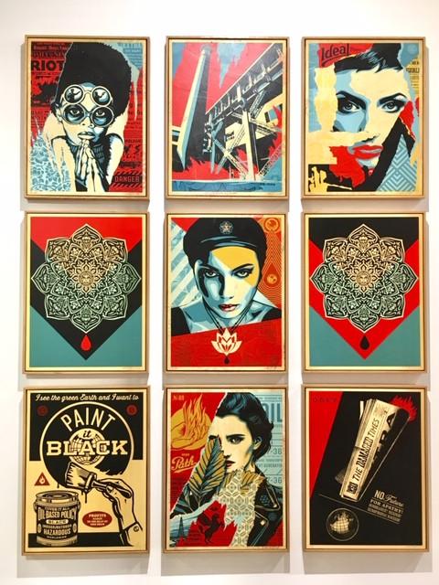Exposition Shepard Fairey
