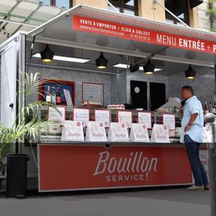 Bouillon Service : le menu à emporter à 10€ du Bouillon Pigalle Paris