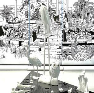 Exposition Voyages Immobiles : Diptyque fête ses 60 ans à la Poste du Louvre