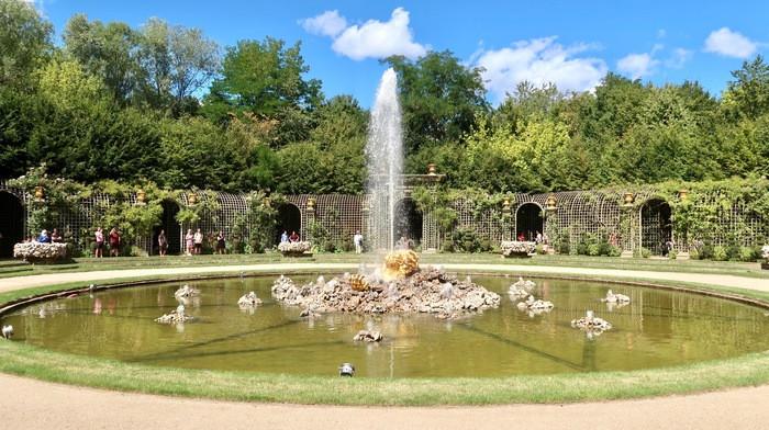 Grandes eaux et jardins musicaux versailles