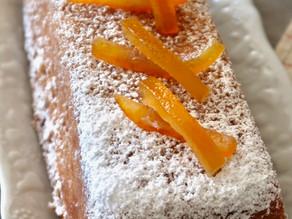 La recette du cake aux oranges confites de Christophe Felder
