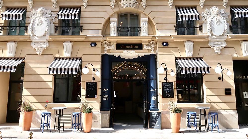 Chouchou Hôtel Paris