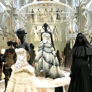 Exposition Christian Dior, couturier du rêve