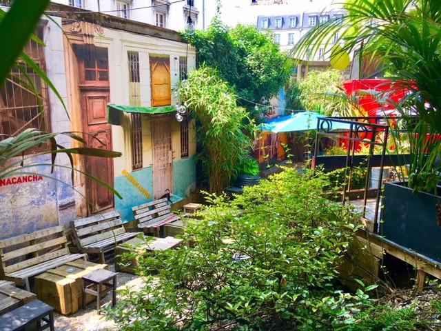 Cava Paris Plaza Havana Club