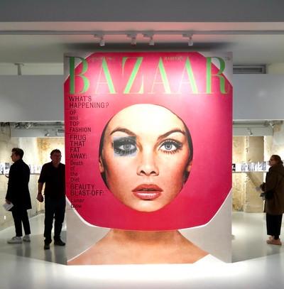 Exposition Harper's Bazaar au Musée des Arts Décoratifs à Paris