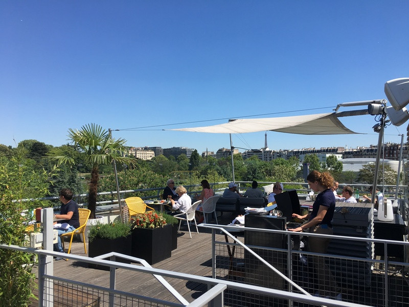 Molitor rooftop