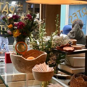Tapisserie : la nouvelle pâtisserie parisienne du restaurant Septime