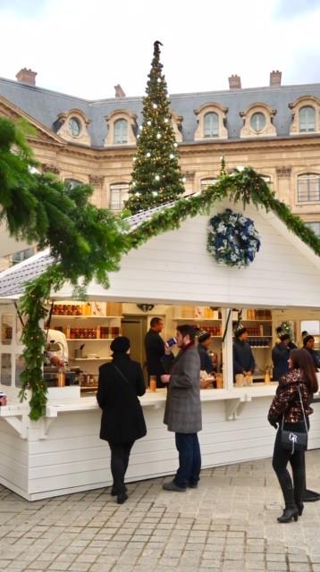 Chalet de Noël du Ritz
