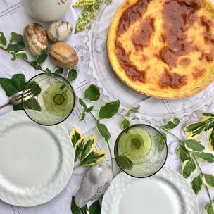 La recette du flan ultra crémeux de Quentin Lechat, Chef Pâtissier du Royal Monceau Raffles Paris