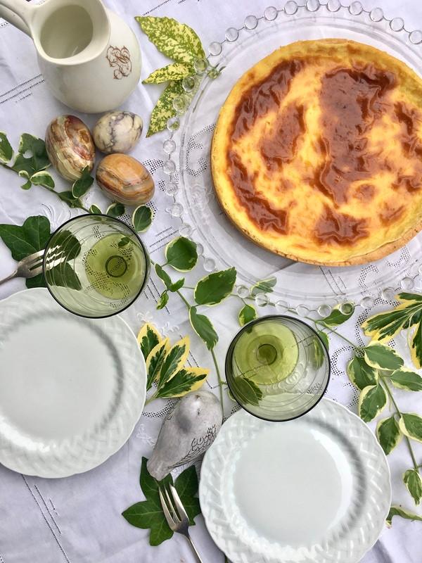 La recette du flan de Quentin Lechat